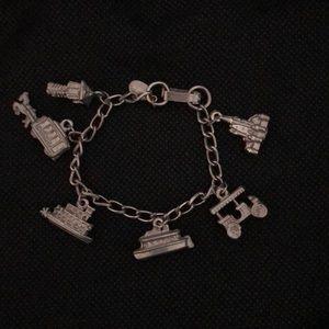 Vintage Disney Charm bracelet